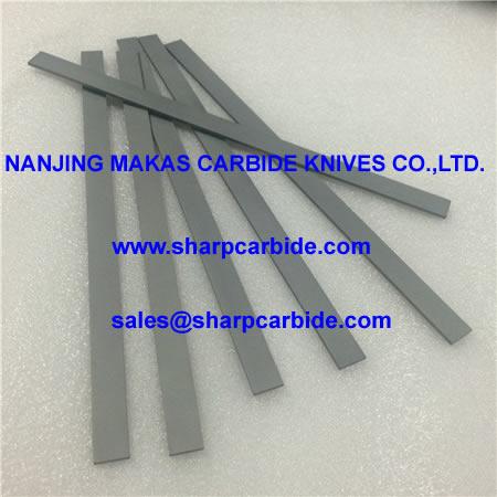 Solid Carbide Strip, Tungsten Carbide Strip, Cemented Carbide Strip, Sintered Carbide Strip