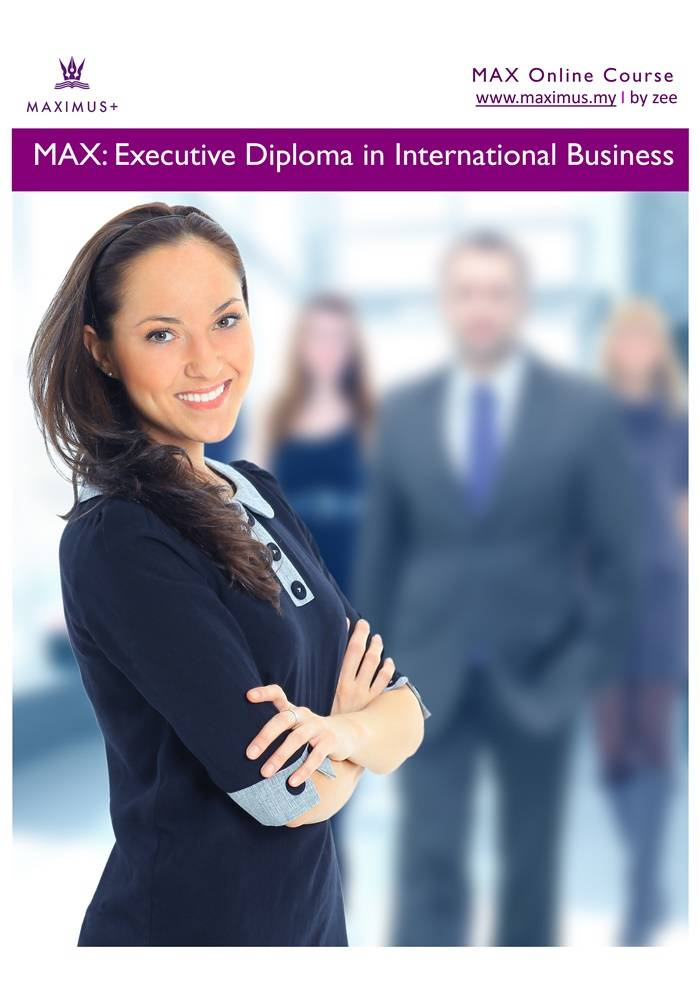MAX: Executive Diploma in International Business