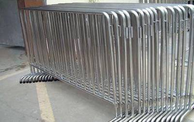 wholesale Galvanized Steel Crowd Control Barriers