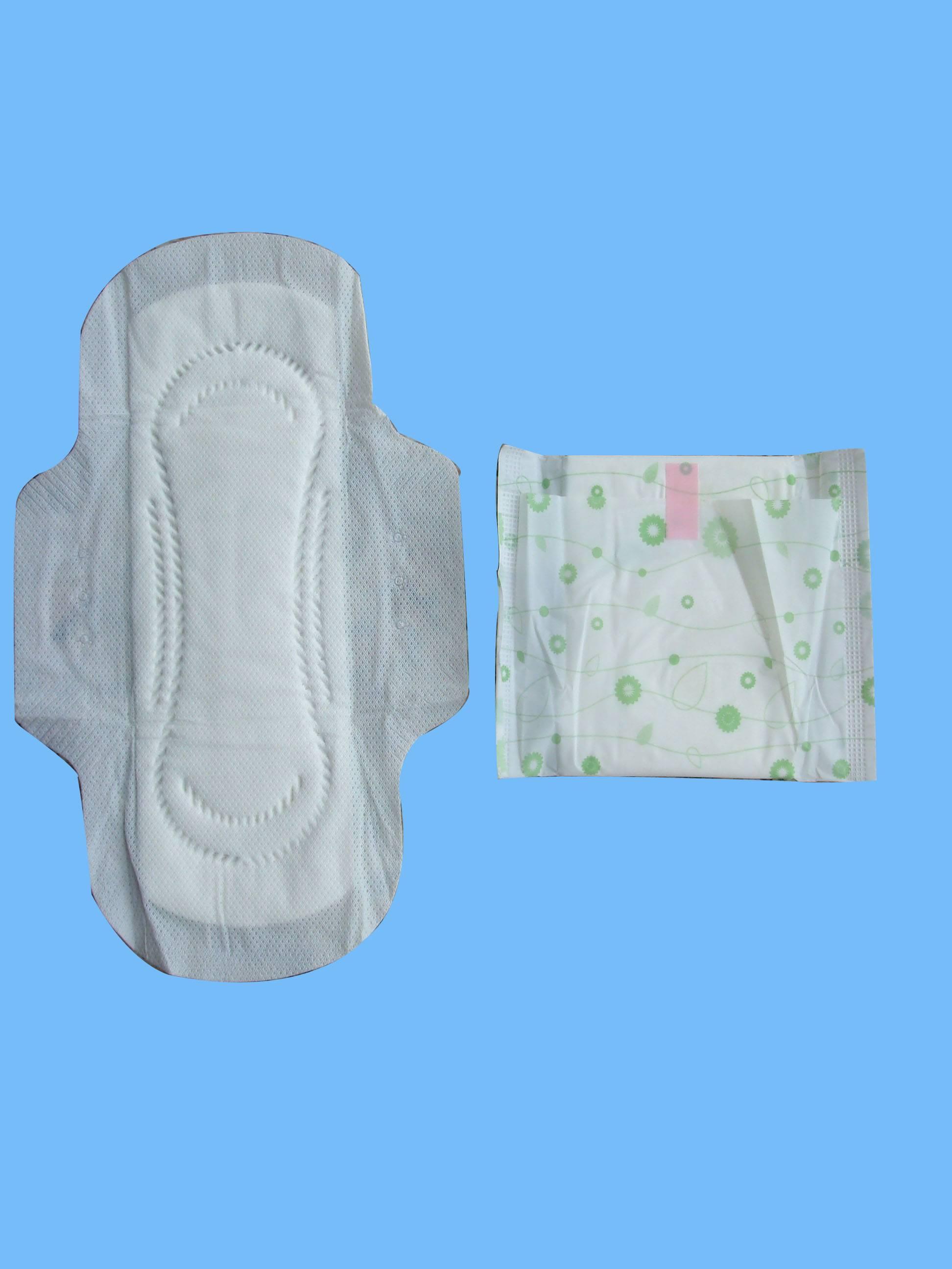 2012 cheapest NICE hygiene sanitary napkin