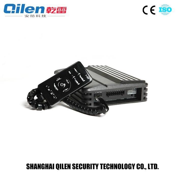 6 tone 300W car alarm police electronic siren