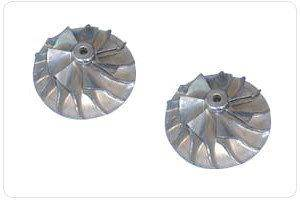 Turbocharger Impeller