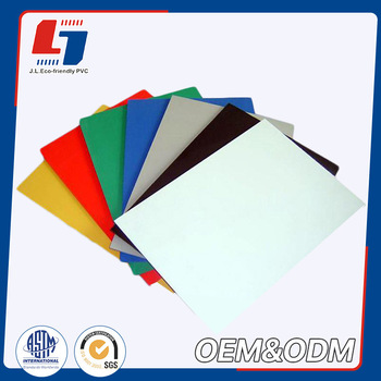 Lightweight PVC wall panel for hotel and classrooms decoration