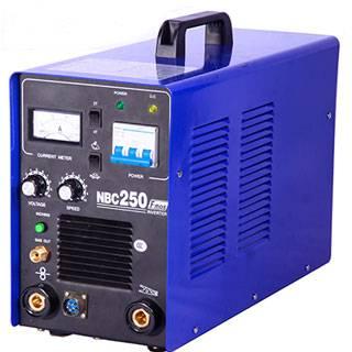 China best quality inverter DC mig weldig machine MIG250F