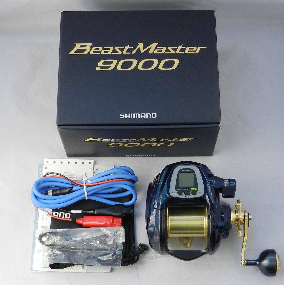 Shimano 2014 Beast Master 9000 Electric Reel