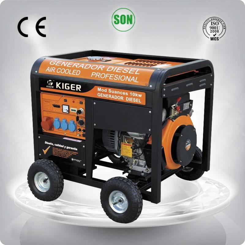 3kw KG3600L Diesel Generator set