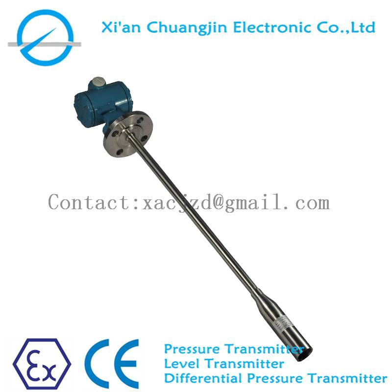 All stainless steel corrosion level transmitter
