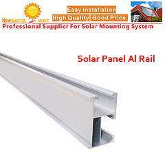 Solar Panel Rails of 4200mm with Easy Installation