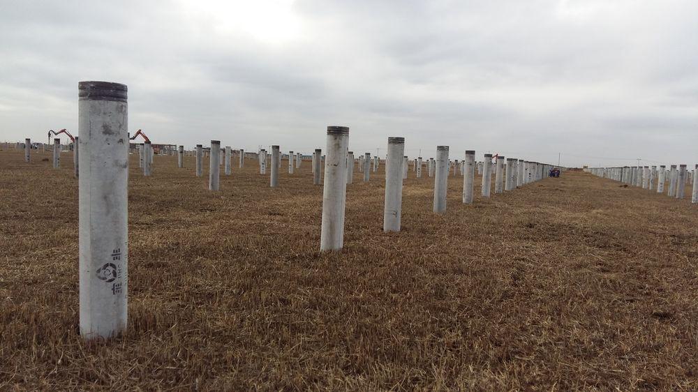 precast Concrete Spun Pile Phc Pile PHC 400-95 A