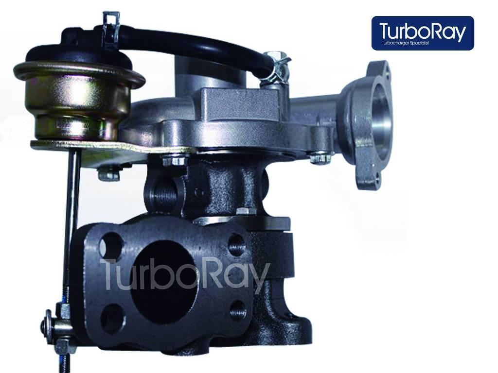 54359880009 Turbocharger Ford, Citroen, Mazda KP35 Turbo