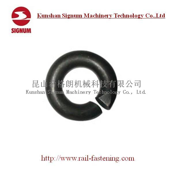 Railway Helical Spring Washer