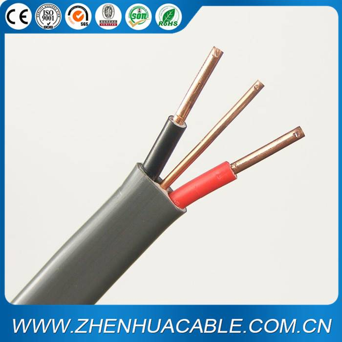 Flat Twin Cable 2core 1.0mm for Africa Market Nigeria Cable