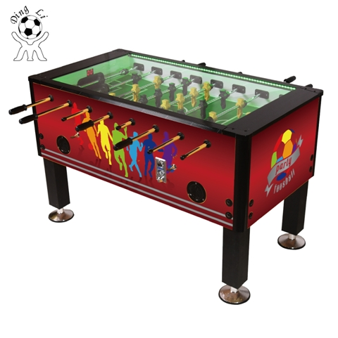 Crazy Foosball table