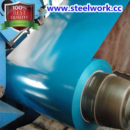 High Quality PPGI/PPGL/Gi/Gl Color Coated Steel Sheet