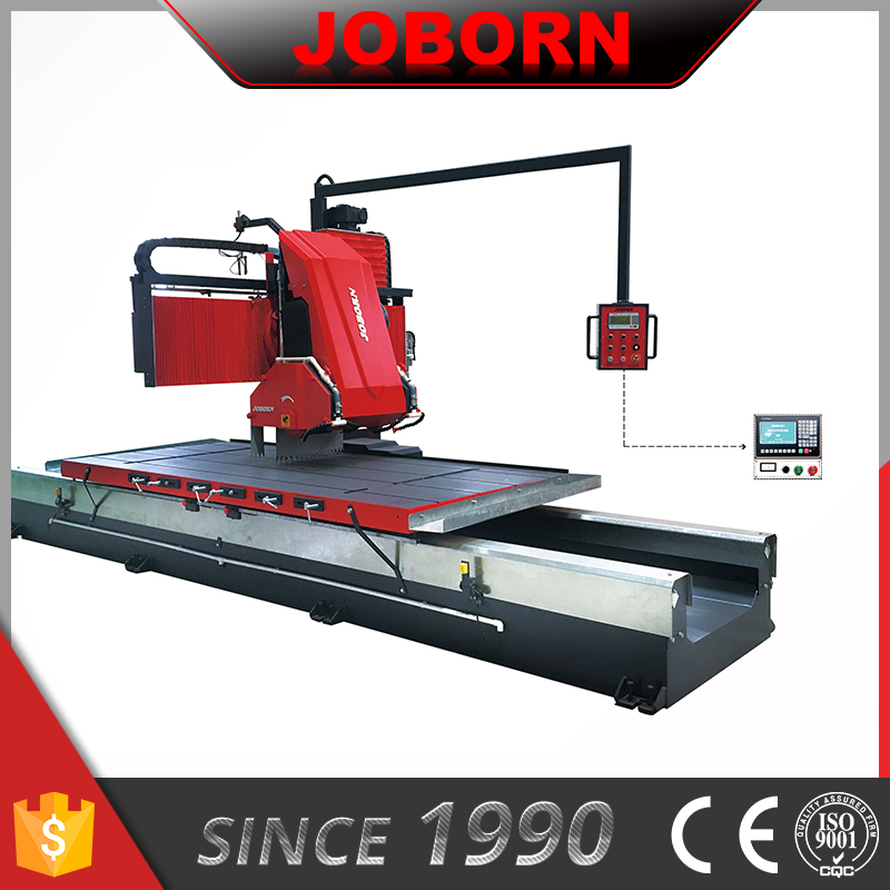 JOBORN SQ/PC-1300 Granite & Marble Stone Auotomatic Profiling Machine