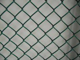 Chain link fecne