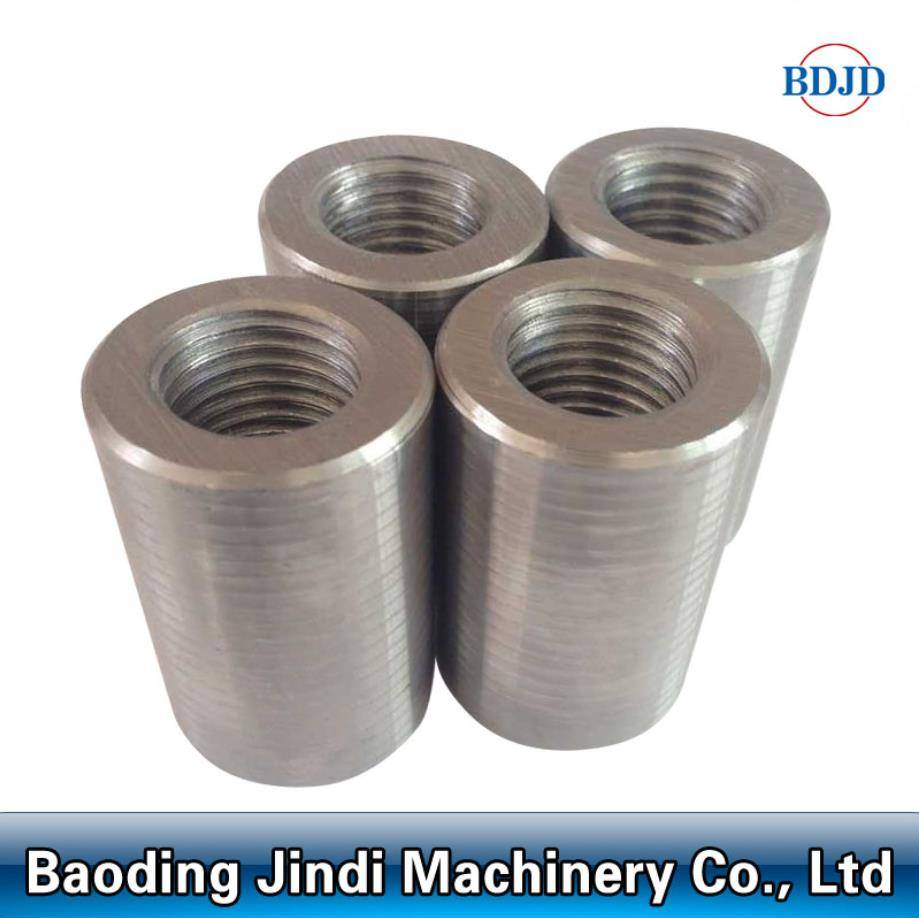 construction material parallel couplers rebar mechanical splicing coupler