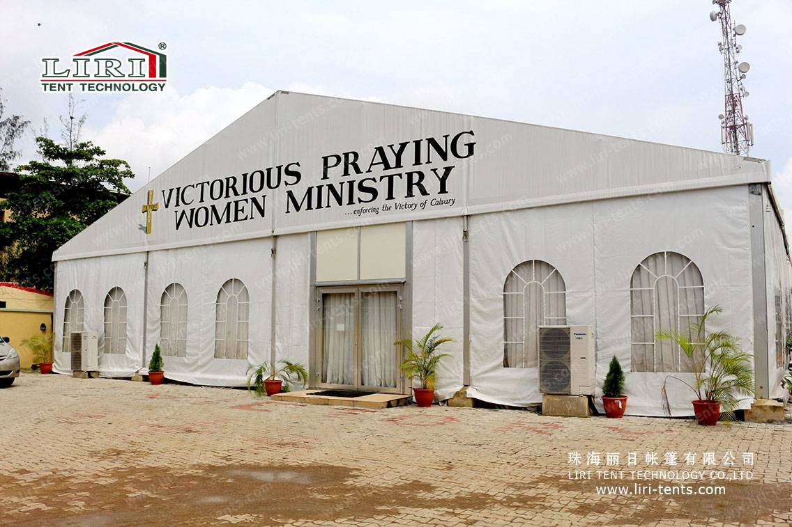 500 People Church Tent for Wedding and Party In Nigeria