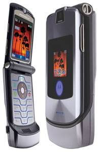 Motorola RAZR V3i 238USD
