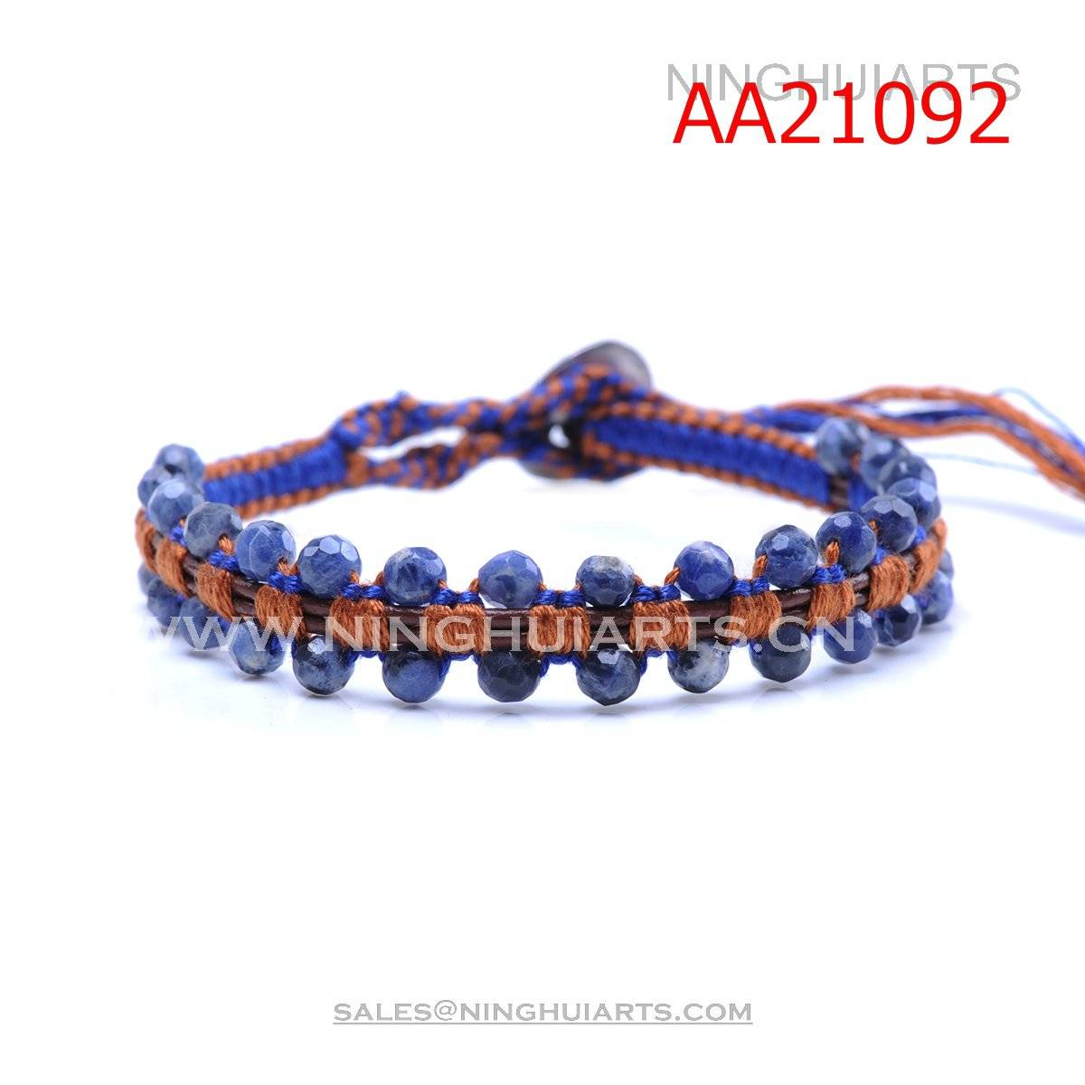multi color faux leather bracelet new design