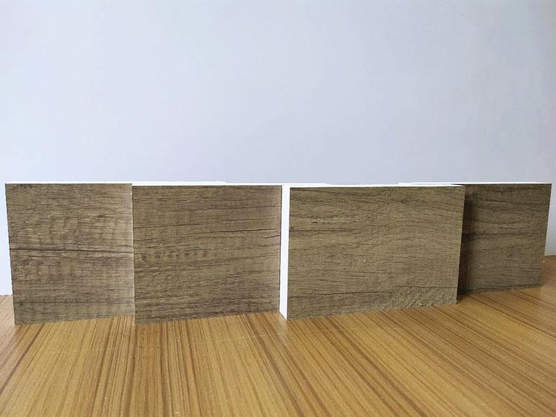 Laminated PVC Foam Board / Aluminium sheet Laminated