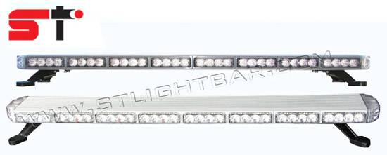 Narrow Tir police car emergency vehicle light led Lightbar