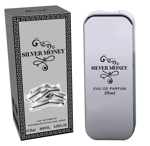 Silver lady Mini Perfume in Dubai