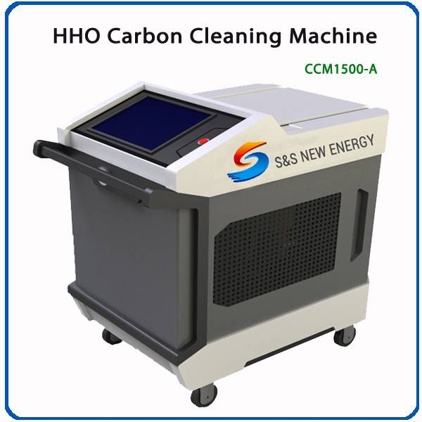 HHO generator for car engine carbon cleaning machine