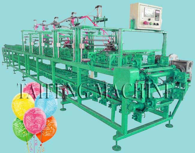 Fully Automatic Screen Printing Balloon Printing Machine Price