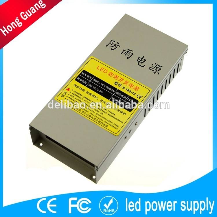 waterproof switching power 360w