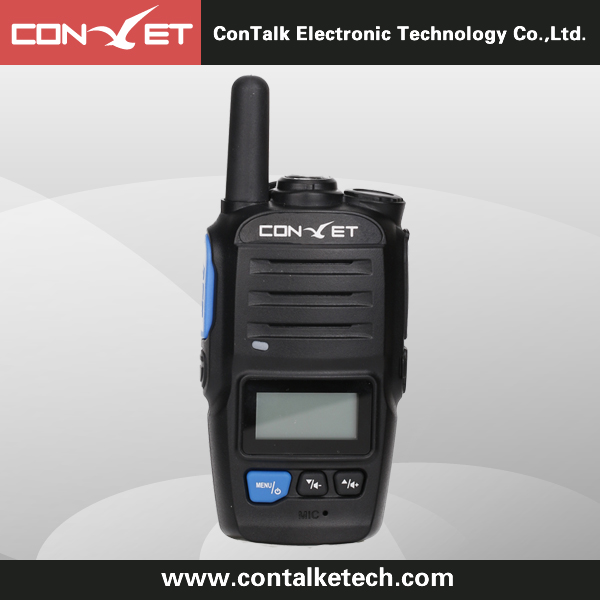 ContalkeTech 3G WCDMA/GSM Walkie Talkie with Display GPS optional CTET-28SE