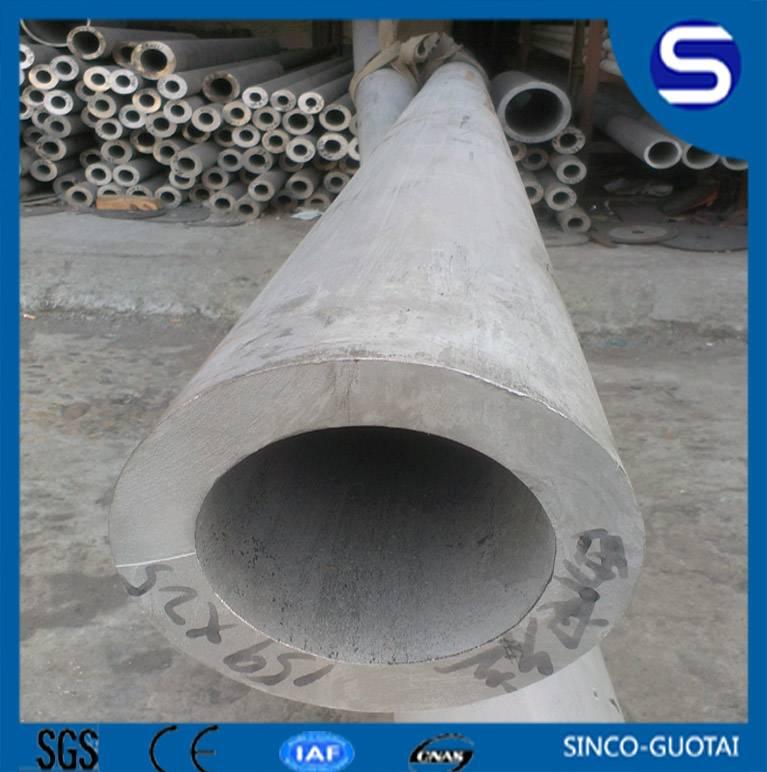"""24"""" diameter stainless steel pipe"""