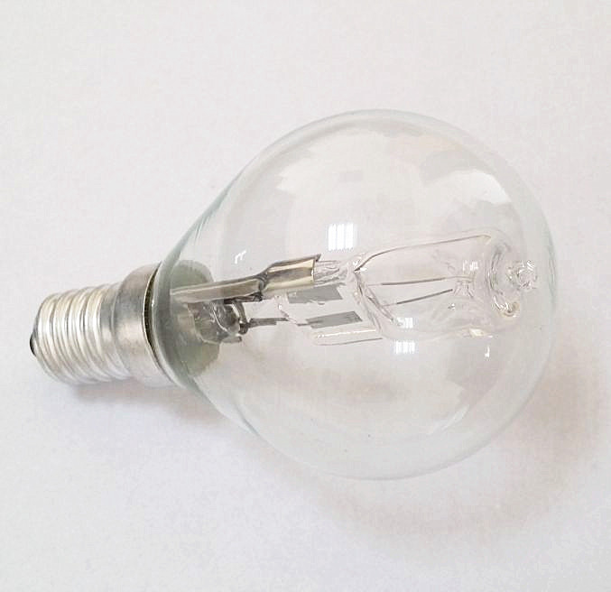 Eco-halogen lamp G45