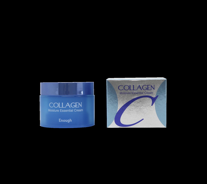 Collagen moisture essential cream
