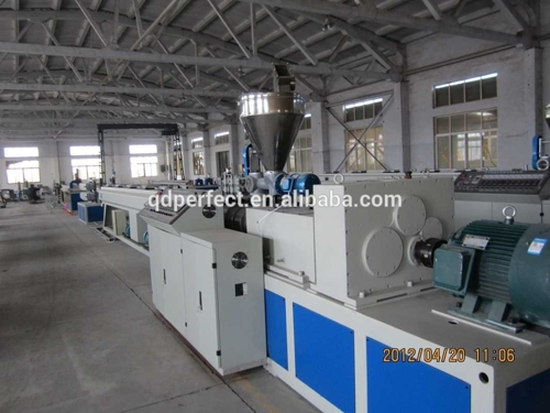 PVC Pipe Extrusion Line- PVC Pipe Extruder Machine-PVC Pipe Plant