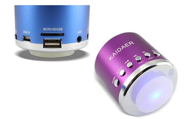 KD-MN02  Pocket KAIDAER Speaker