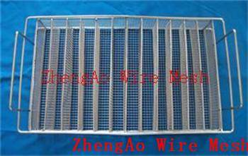 stainless steel cleaning baskets