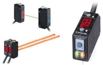 PZ-V/M Series Self-contained Photoelectric Sensors
