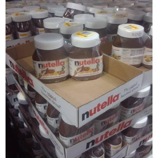 NUTELLA FERRERO CHOCOLATE CREAM 350G, 400G ,750G & 800G