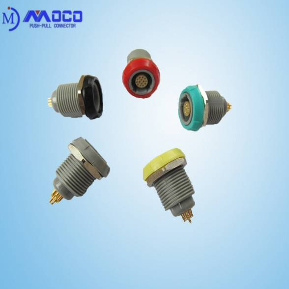 CE ROHS ISO9001 approved 2 pin to 14 pin plastic female connector