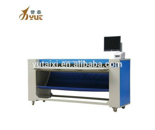 YT-208 Full-Automatic Leather Measuring Machine
