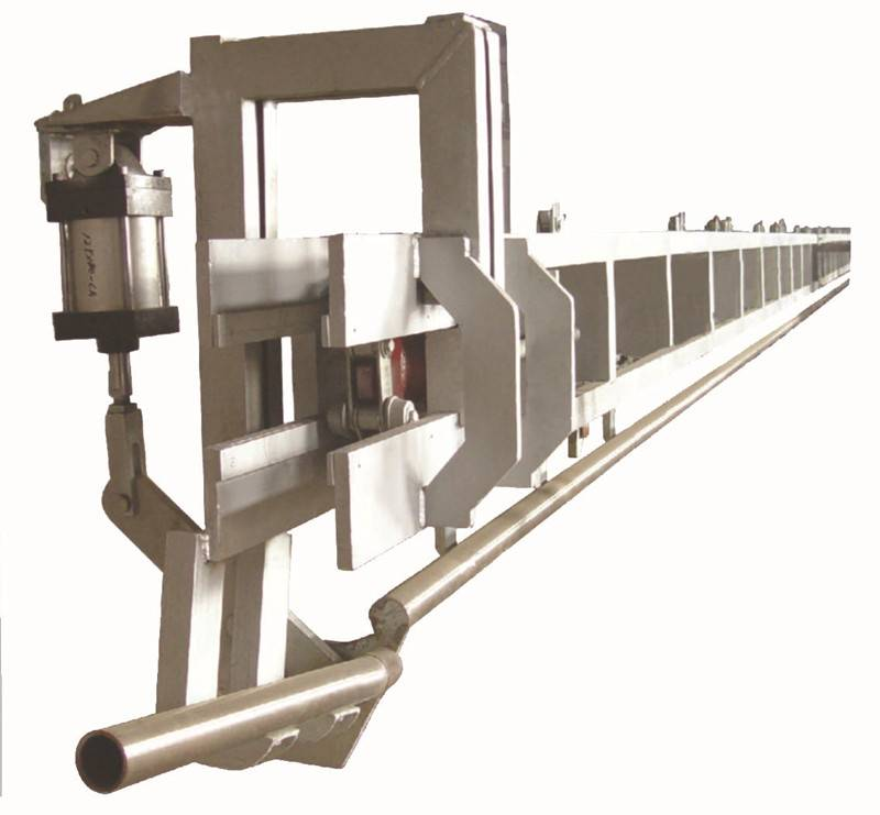 Cattle slaughtering Equipment: X-Unit Carcass Processing Conveying Machine