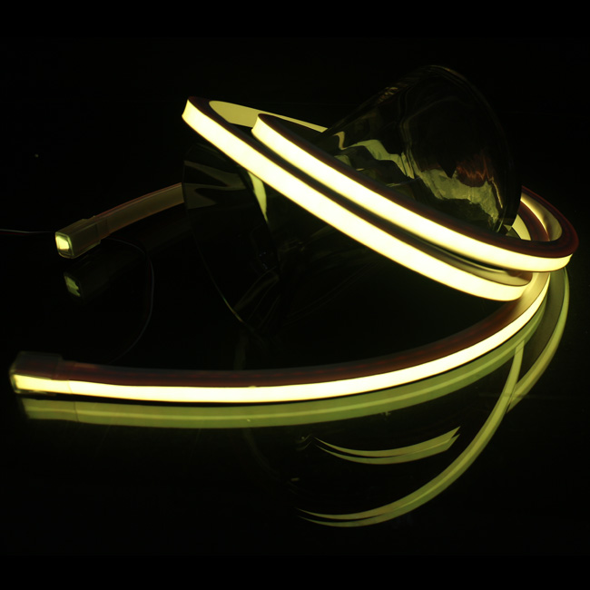 IP68 Fully Flexible Silicone LED Neon Flex Light for Outline decorative of building
