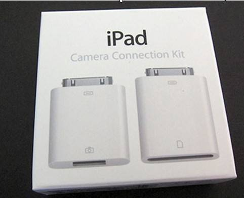 for iPad Camera Connection Kit