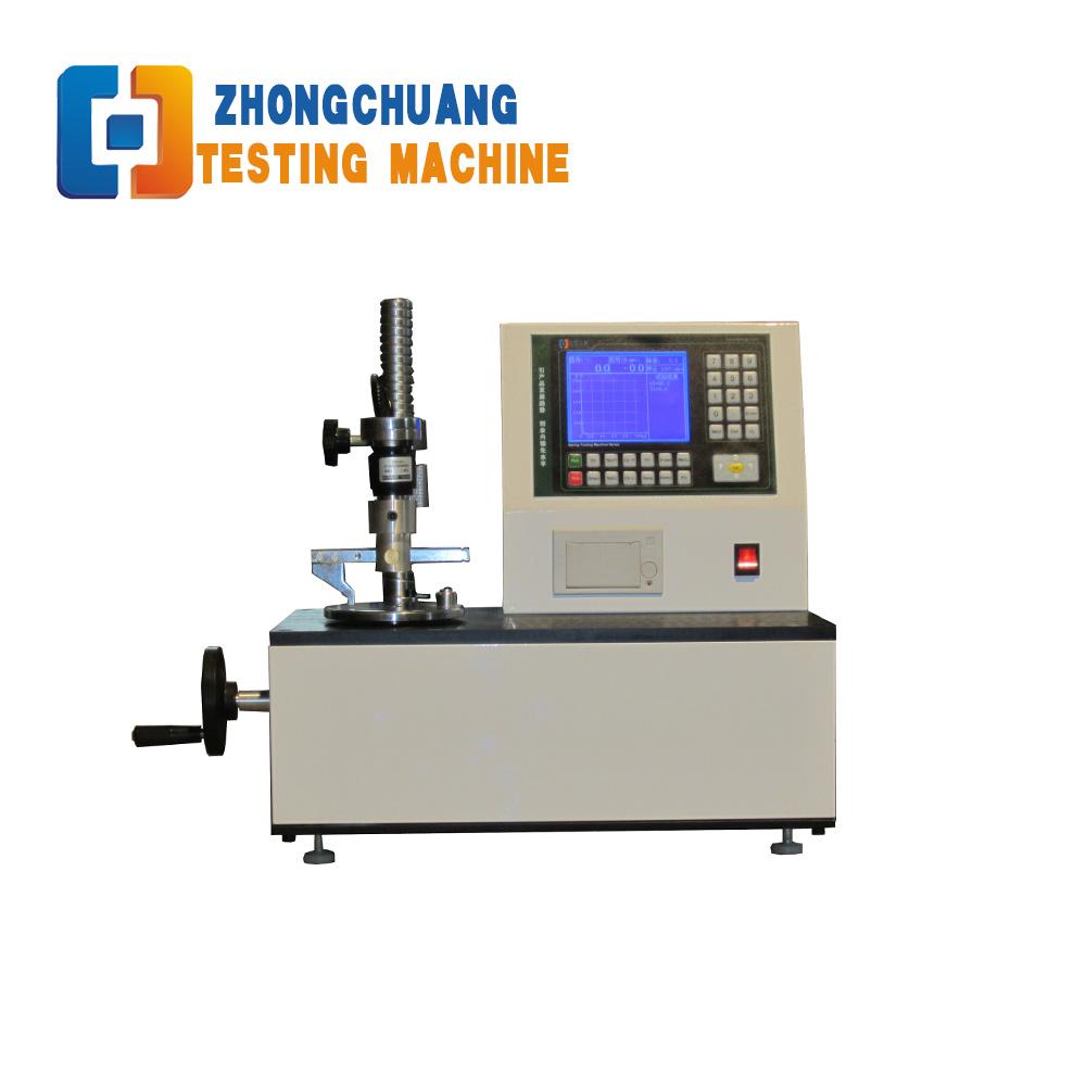 (5000Nmm vertical) Manual Torsion Spring Torque Testing Machine Price