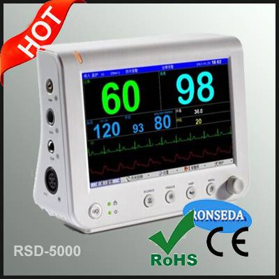 7Inch Multi Parameter Patient Monitor