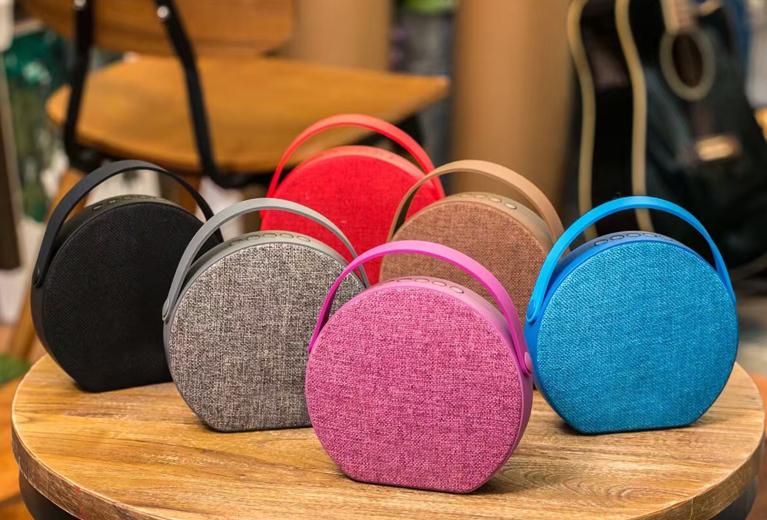 OKA Fabric bluetooth speaker