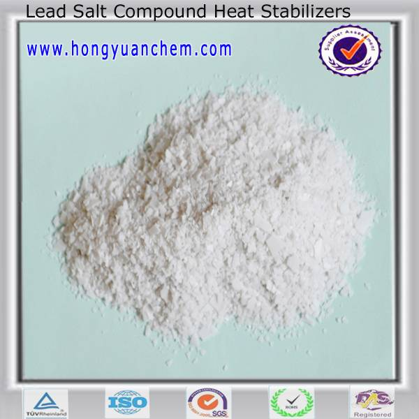 Lead salt heat stabilizer/Dust-free Compound for injection products