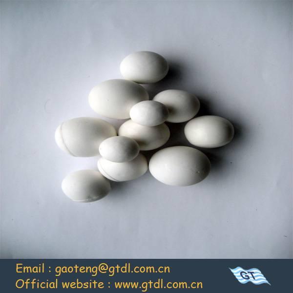 catalyst support media aluminum ball chain