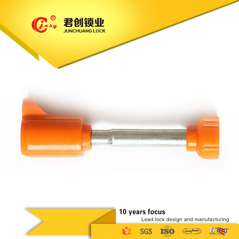 One time use bolt seal high security container door bolt seal manufacturer